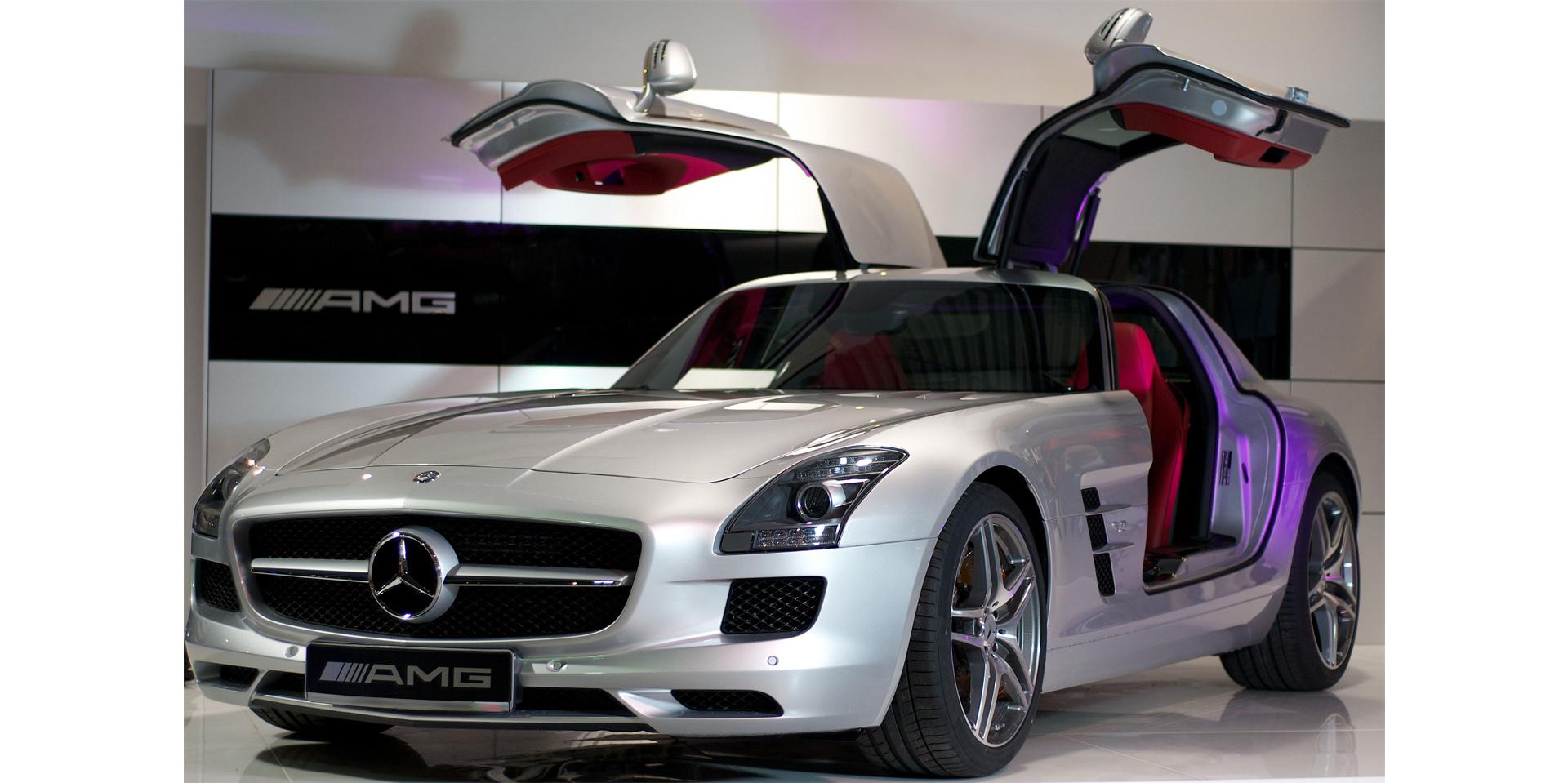 Sportowe auta, ekskluzywne modele